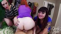 Step Mom & Sisters Teach You How to Fuck FULL Lady Fyre Taurus Raquel Roper